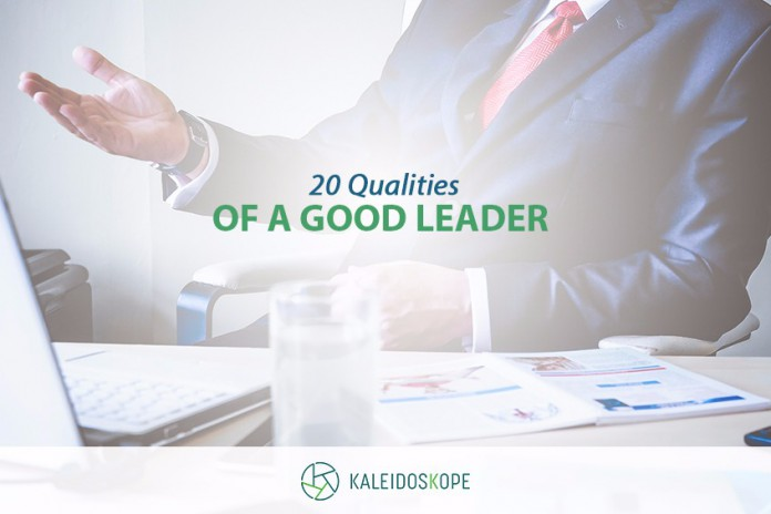 KALEIDOSKOPE BLOG 20 Qualities of a Good Leader in Times of Change August 2018