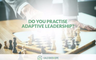 Do You Practise Adaptive Leadership? Your Organisation Needs You To.