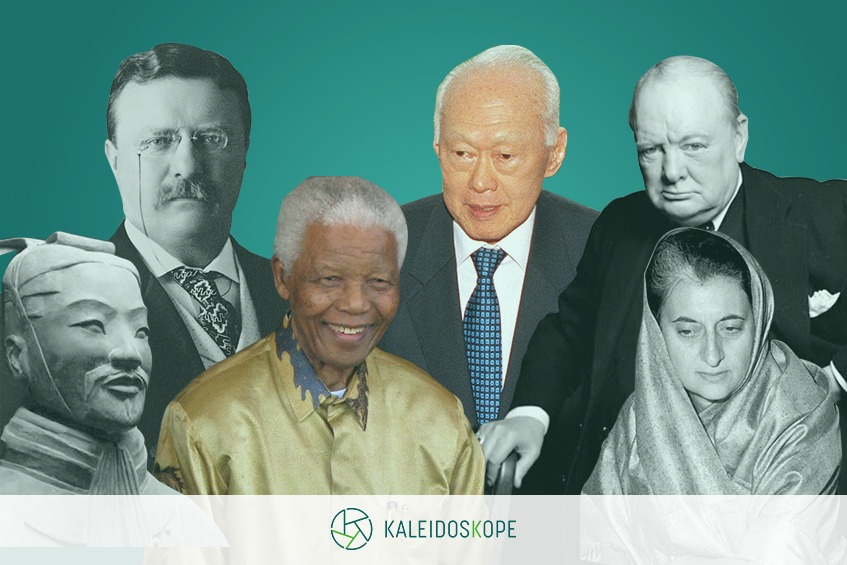 Want to make history as a leader? Try studying these great leaders from history.