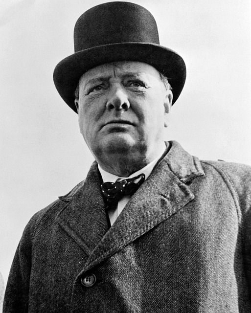 Sir Winston Churchill - Great Leaders in History